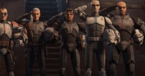 Star Wars animations available on Disney+