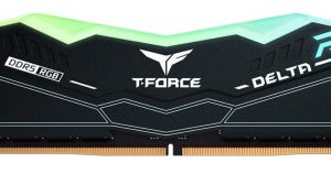 TeamGroup Announces T-Force Delta RGB DDR5 RAM with 5600 MHz
